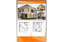 Rumah Sutorejo New Gress Minimali Lt 11.5x11.6 (133) / LB 180 4+1 KT, 4+1