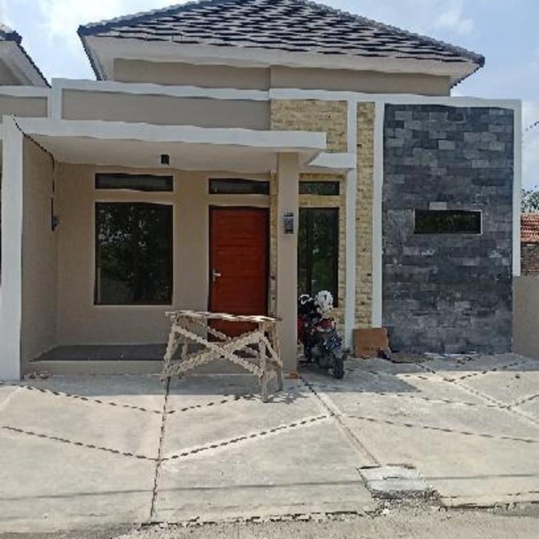 Rumah Asri Bebas Banji di Purwomukti Pedurungan
