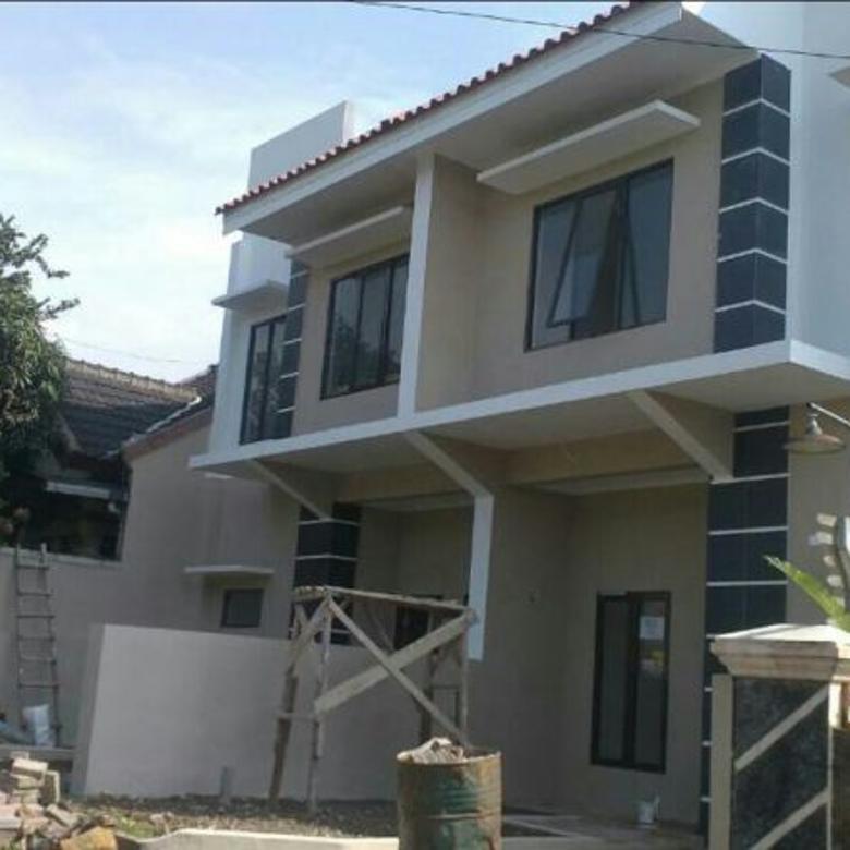 Rumah baru 2 lantai harga mantap di cianjur full furniture