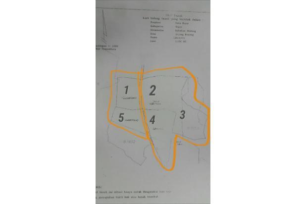 Rp9,6trily Tanah Dijual