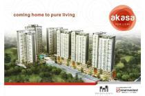 Apartemen Murah berkelas Akasa Kalyana Ready di BSD City