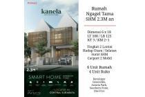 Rumah Ngagel tama manyar pucang Surabaya 2,3M-an