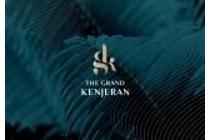 THE GRAND KENJERAN Rumah 3 lantai harga 2,8 milyaran discount 8% perdana