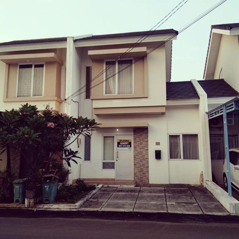 Rumah Murah BU di Paradise Serpong City