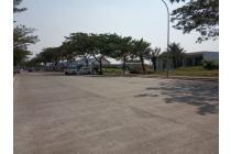 Kavling Komersial @ Alam Sutera Jl Alam Utama Tangerang