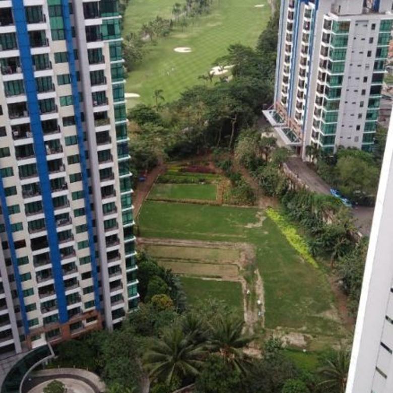 ApartmentHamptons Park. 2+1BR, Furnish. Rp.2,5 M