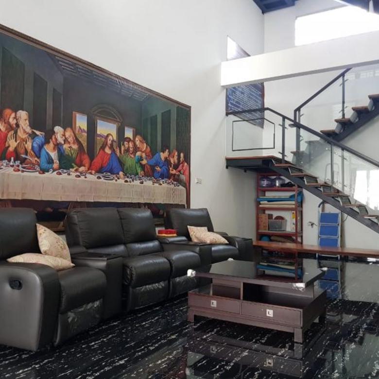 Rumah Singgasana Lux Siap Huni