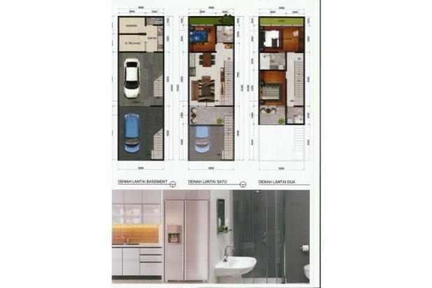 JUAL Luxury Town House @ Setrasari, hanya ada 6 unit! 12405647
