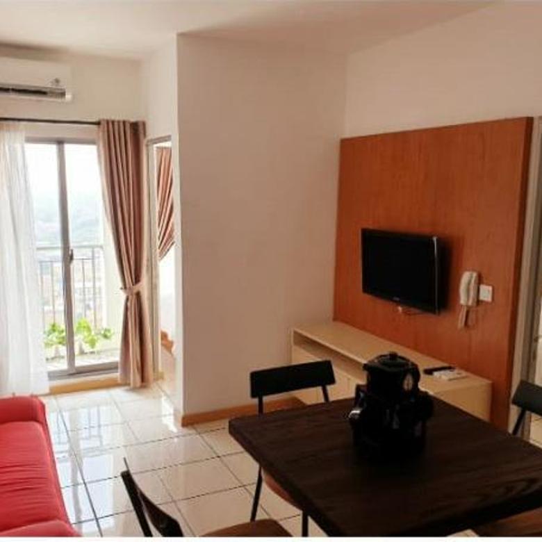 Apartemen M Town 2BR furnished Murah Seberang Mall Summarecon Serpong, Gading Serpong