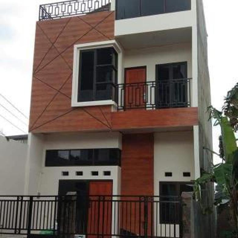 Rumah murah di Bogor 2021 3 lantai dekat IPB Dramaga