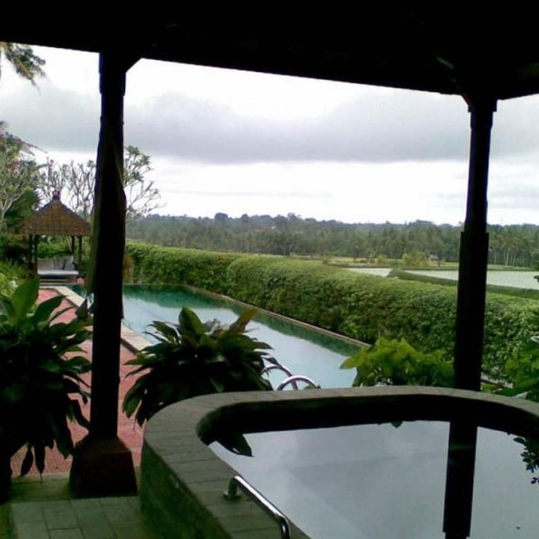 Dijual Villa Strategis di Ubud