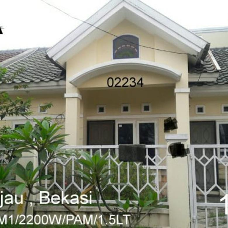 Dijual Rumah di Boulevard Hijau Harapan Indah Bekasi