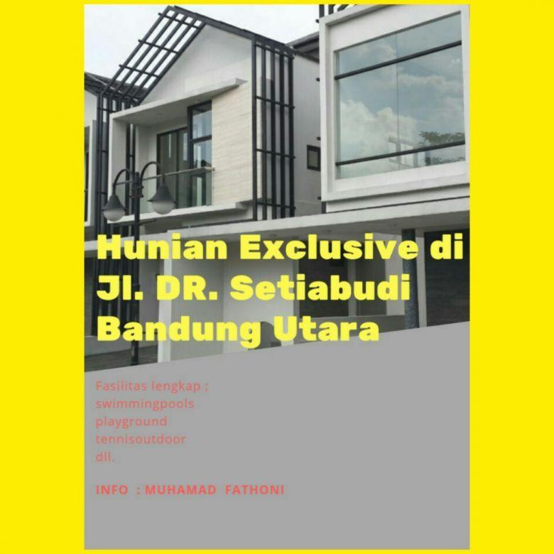 Jual Rumah Bandung Utara Pondok Hijau Mewah Hrg mulai 2,3Man.
