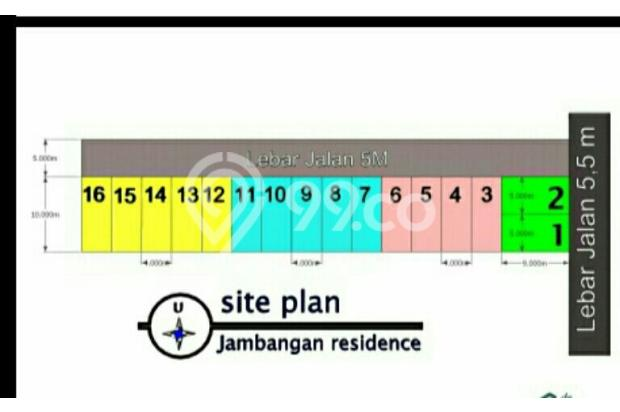 Rumah surabaya pusat jambangan selatan strategis 15144639