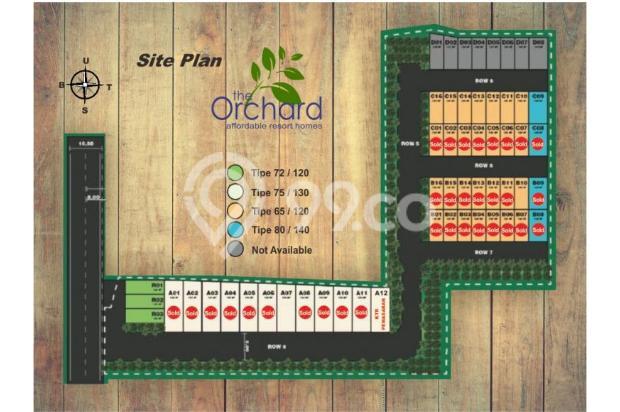 Dengan DP 25% Bisa punya Rumah di Orchard Residences Dapat Kanopi 14317236