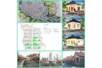 Rumah Dijual di Jl. Ida Bagus Mantra, Pering. Model Cluster Type Minimalis.