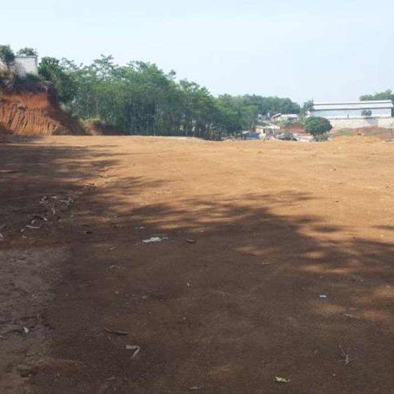 Tanah Murah di Pusat Kota Cibinong Pemda Bogor