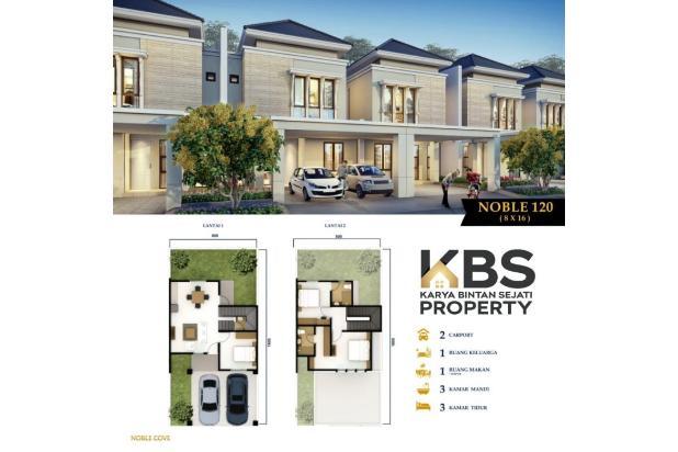 Rp2,66mily Rumah Dijual