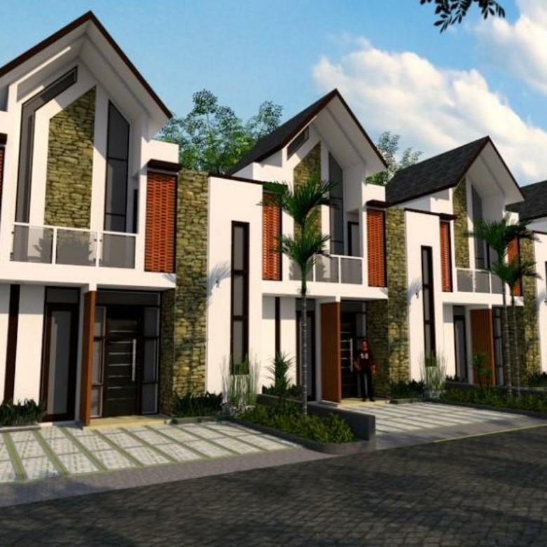 Perumahan mewah desain villatel di Permata Panderman Village