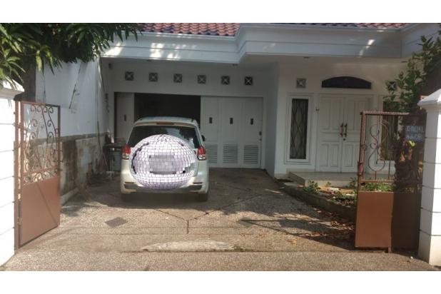 Rumah Strategis Kemanggisan Jakarta Barat Tanpa Perantara 18274774