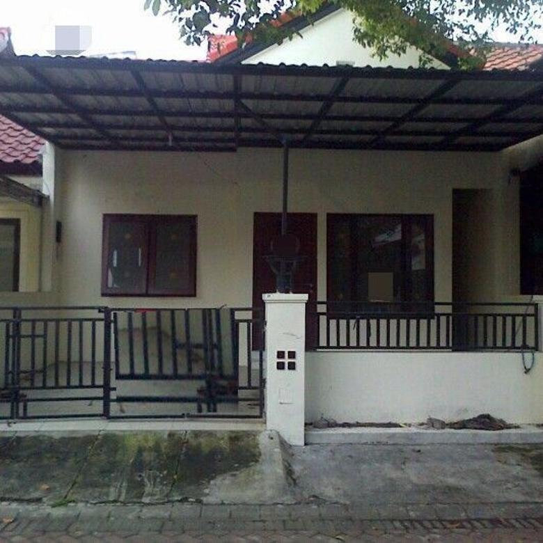 Disewakan Rumah Alam Hijau, Citraland, Surabaya Barat