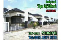 Rumah Dijual di Menganti Siap Huni SHM Tipe 36/102 m2 Kredit - Cash Murah