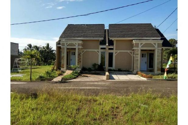 Rumah dijual cianjur pinggir jalan murah aman 12396986