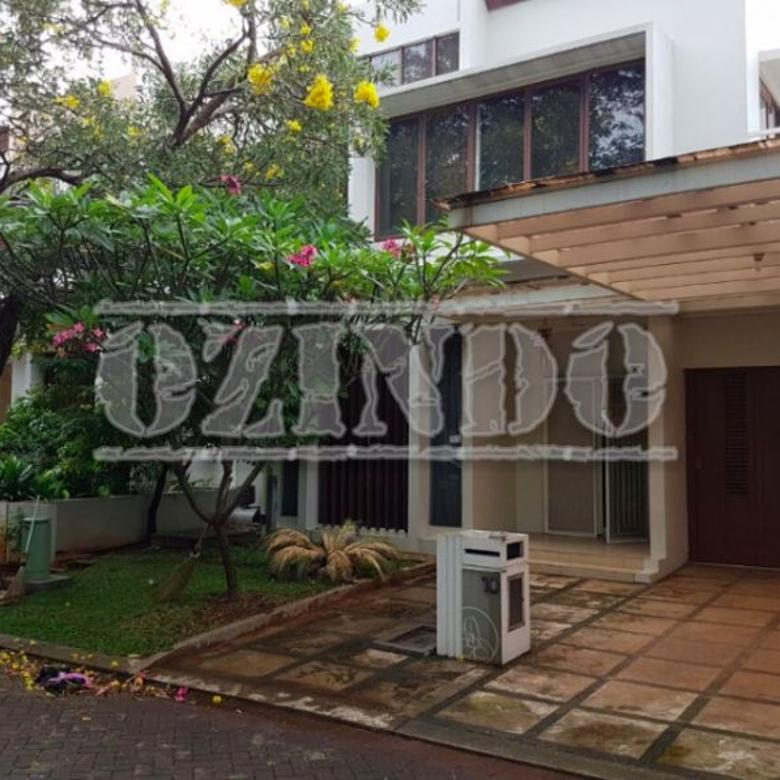 Rumah Cluster Zebrina, Jakarta Garden City