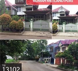 Rumah Metland Puri, Tangerang, 9x20m, 2Lt, SHM