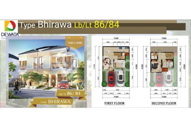 Rumah Dekat Tol Free Semua Biaya Konsep Bali di Bekais Barat 15250160