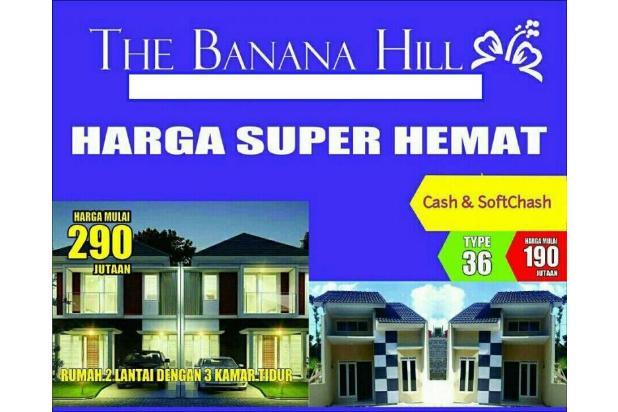 Dijual Rumah 2 Lt di Banana Hill Banyumanik Dekat Transmart Harga 290Jutaan 14430541