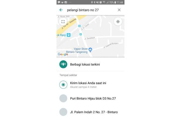 Dijual Rumah Luas Siap Huni di Binatro Pelangi Tangerang P0914 21593748