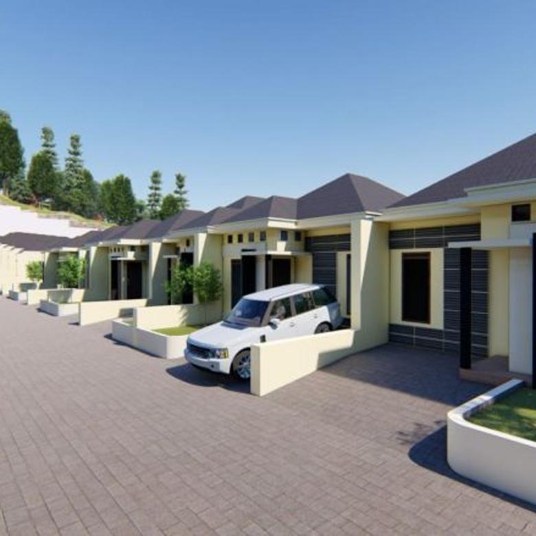 rumah minimalis di sedayu dekat bandara 207 juta