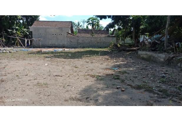 Rp609jt Tanah Dijual