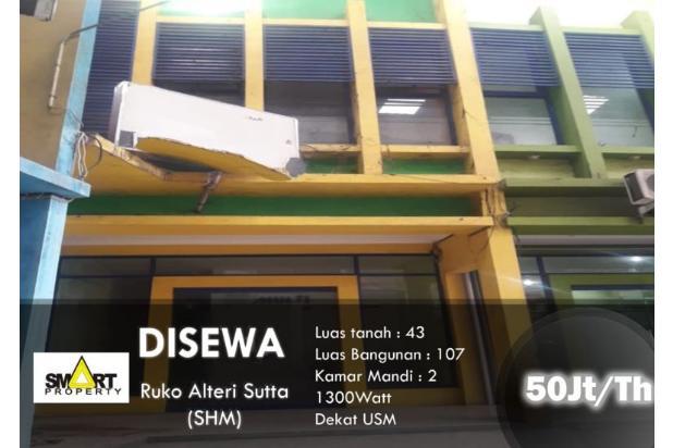 Rp50jt/thn Ruko Disewa