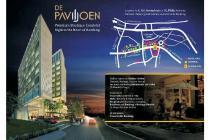 Dijual Condotel Premium Strategis di De Paviljoen type Saffron Bandung