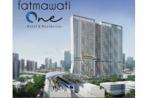 Fatmawati One Apartemen Koneksi Stasiun MRT CiPETE RAYA