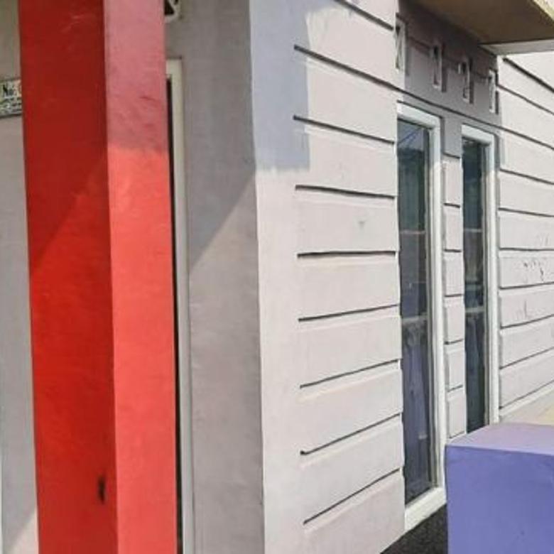 rumah murah di komplek perkampungan, cibungbulang bogor
