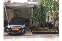 Town house 1 lantai  aman,nyama dan strategis di Cimanggis,Depok