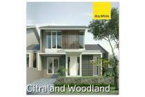 Citraland Cluster Woodland Surabaya Barat