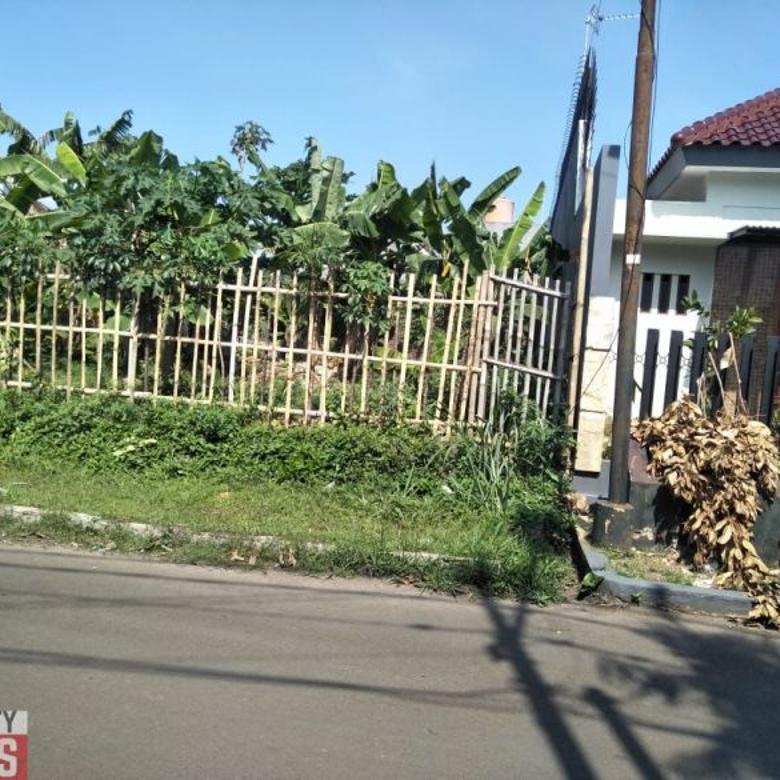 Tanah di Jl. Anggrek II Pakuan Bogor
