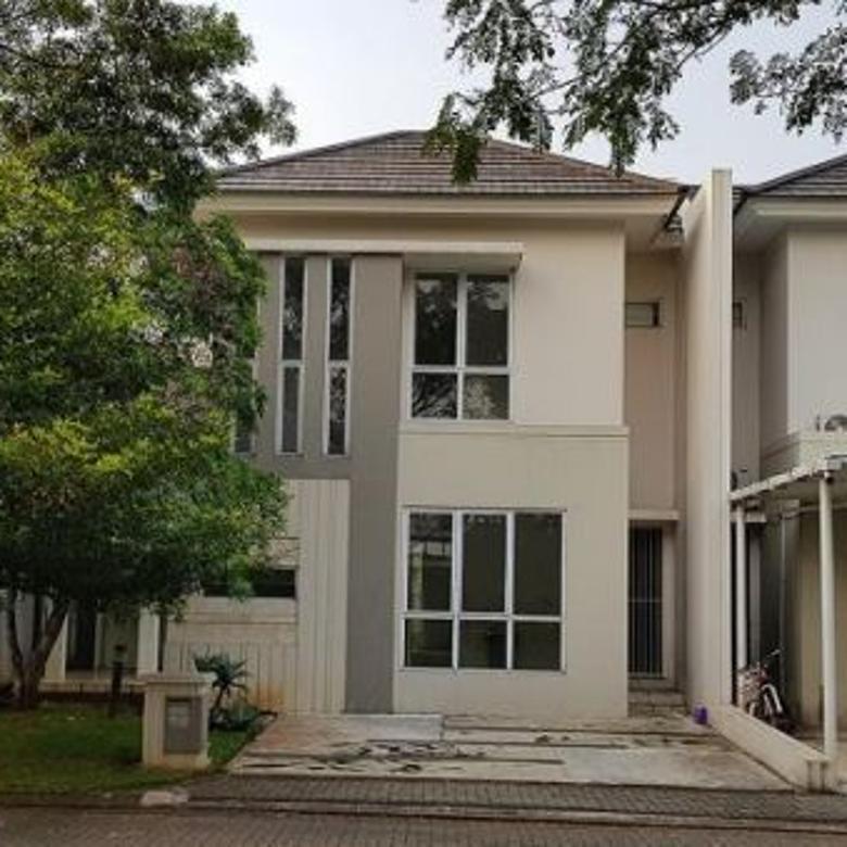 Dijual Rumah De Park Cluster De Cajuputi,BSD,Tangerang Selatan