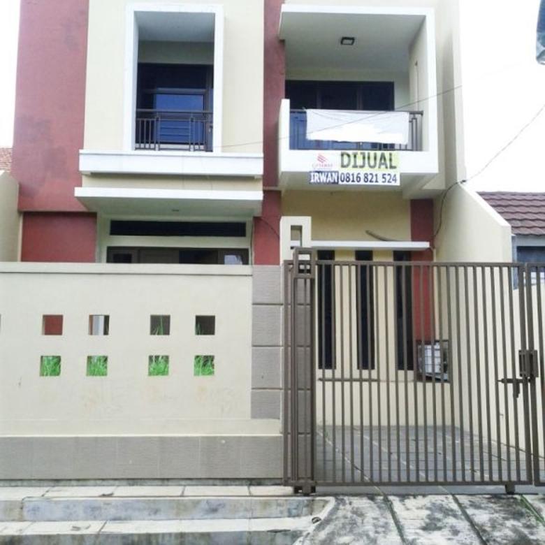 Rumah Bagus 2 Lantai di Komplek Kebon Jeruk Indah – JakBar