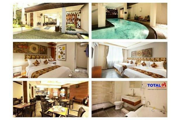 Rp50mily Hotel Dijual