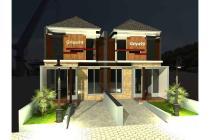 Rumah minimalis Dijual di kawasan PTC, Lenmarc, Unesa di Surabaya barat