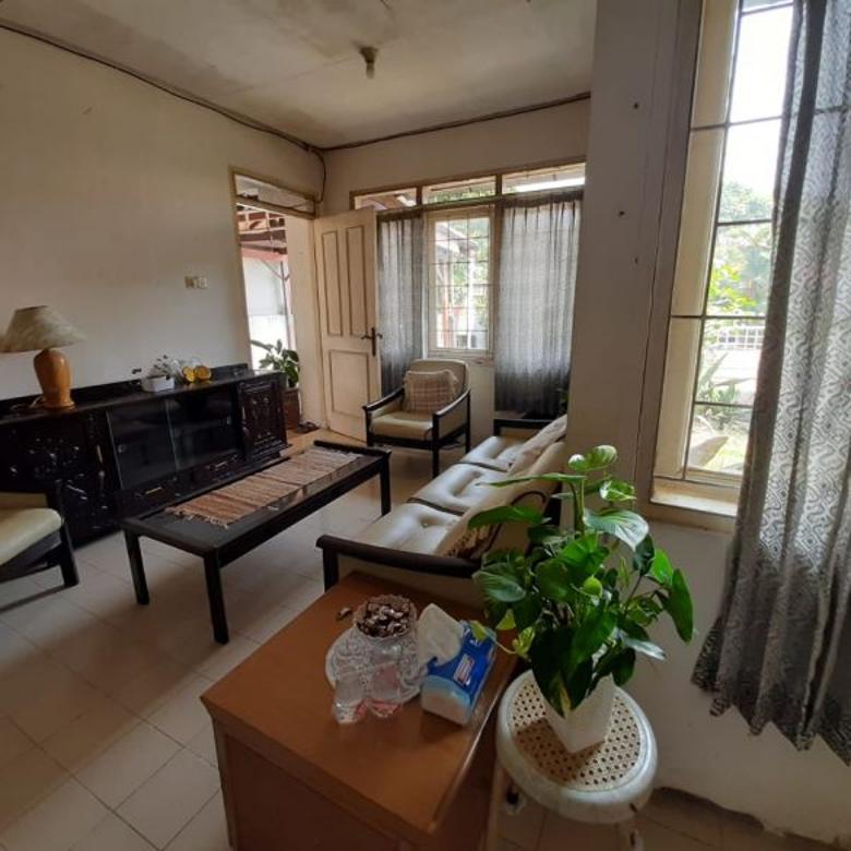 Rumah Di Limo, 1Lt, Hoek, Lingk. Nyaman, Prmhn Griya Cinere 1