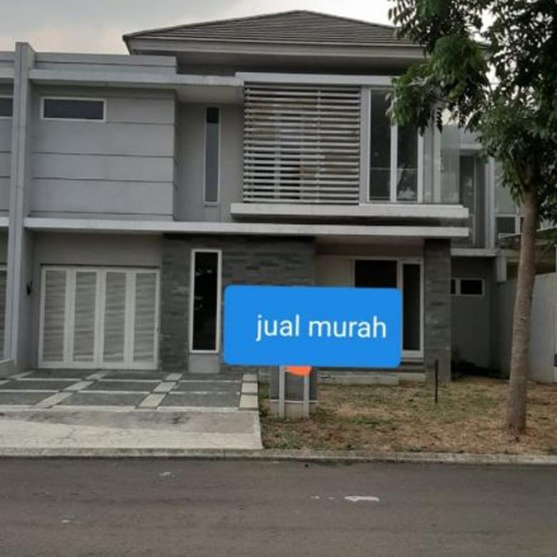 Jual Murah Suvarna Sutera Cluster Akasia Lt. 240/200