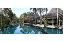 Villa Best Design di Bali Dengan Pemandangan Hijau