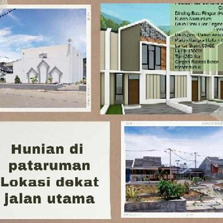 New Model Hunian Nyaman Menzzanine 3 Kamar Tidur di Pataruman dkt Kopasus Batujajar