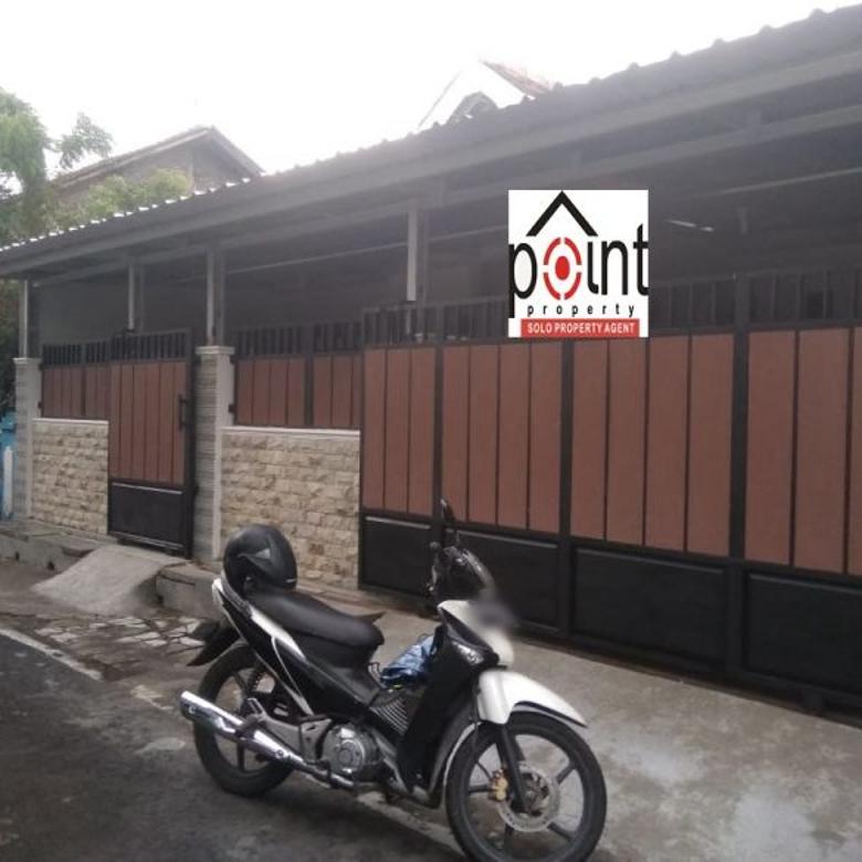 Rumah Baru Bagus Siap Huni di Gagaksipat Boyolali (MS)
